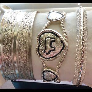Jewelry - Beautiful Sterling Silver Bracelets